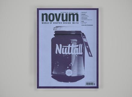copyright Mike Hofmaier mikhof Kommunikationsdesign Gestaltung Novum
